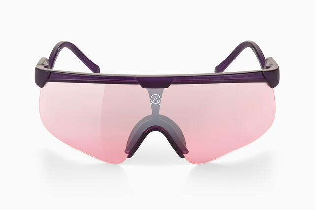 Alba Optics Delta Mr Pink purple haze Sonnenbrille